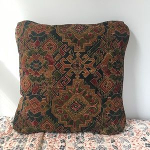 Vintage Aztec inspired Pillow
